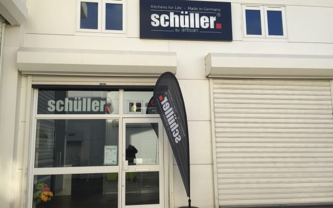 schuller kitchens cardiff showroom