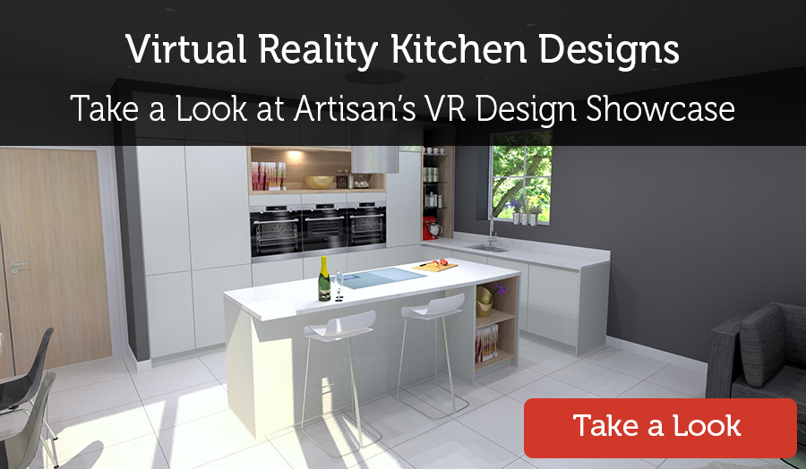 Cardiff Kitchen Virtual Reality Design Showcase