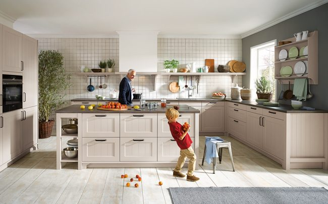 Schuller Canto Kitchen Cardiff 01