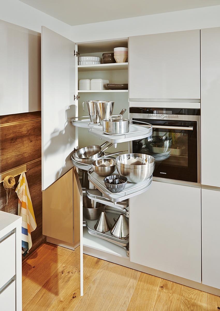 keuken carrousel le mans prijs : Kitchen Storage Solutions From Schuller Cabinet Storage Drawer