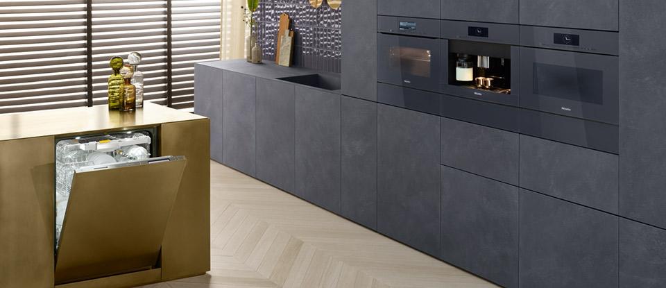 kitchen appliances cardiff | Schuller by Artisan Interiors