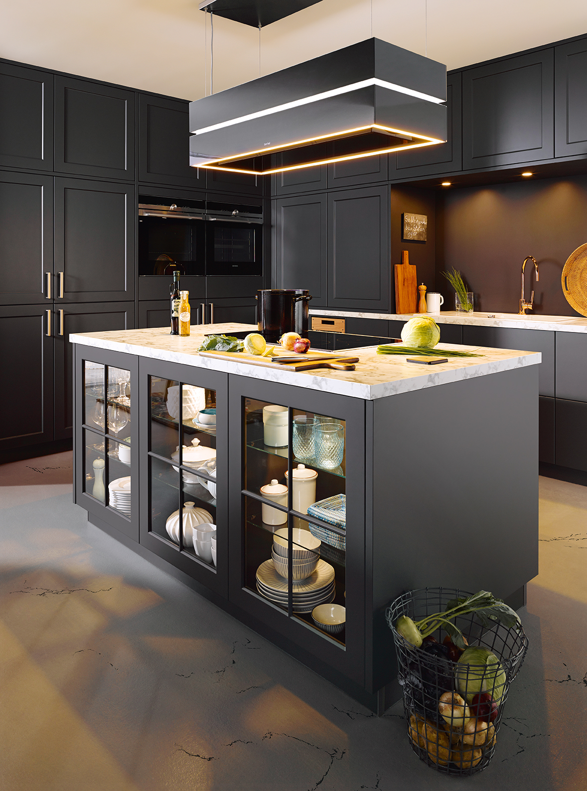 schuller vienna kitchen schuller by artisan interiors. Black Bedroom Furniture Sets. Home Design Ideas