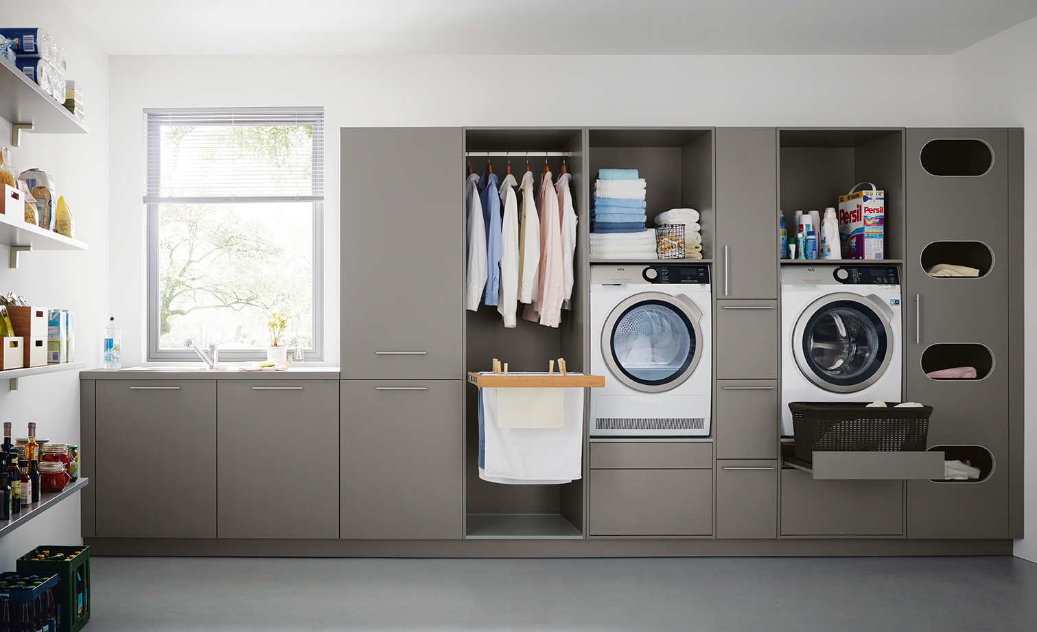 Kitchen Laundry Room Unit Home Consultation Uk