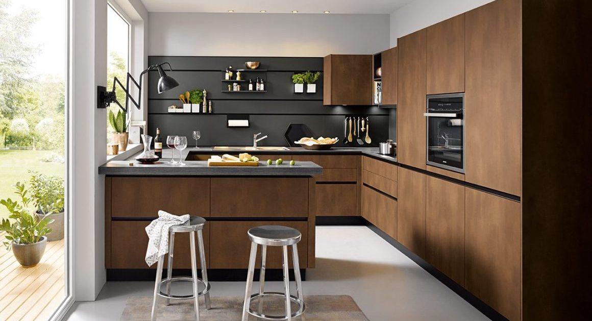Schüller Targa Matt Kitchen - Handleless Design