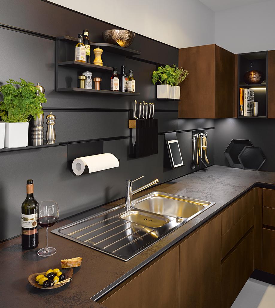 Schuller targa kitchen schuller by artisan interiors for Kitchen design visit