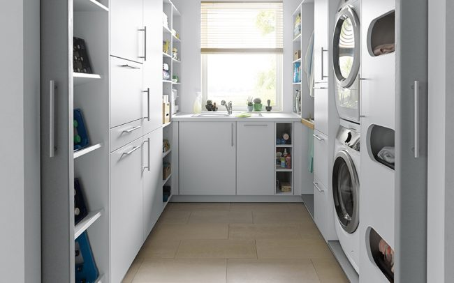 german kitchens cardiff - utility rooms 01