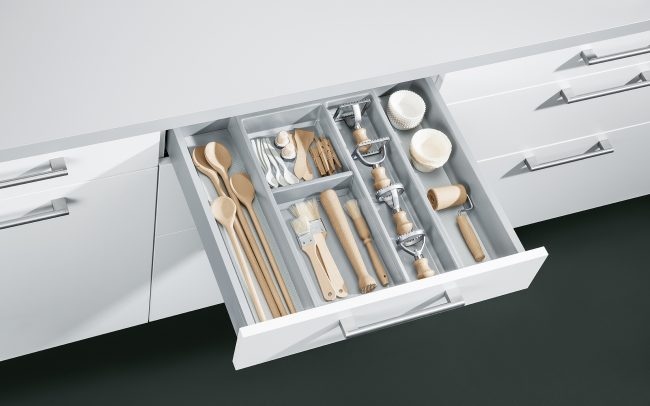 Schuller German Kitchens Cardiff - Functional Insert - Laminate