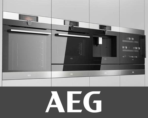 German Kitchens Cardiff - AEG Appliances