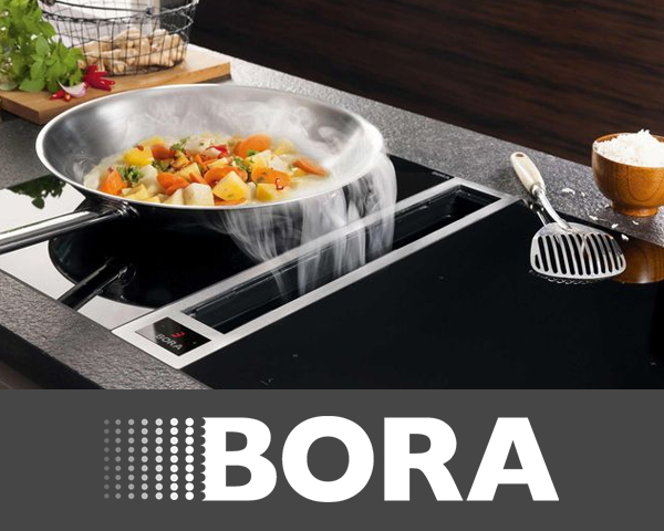 German Kitchens Cardiff - Bora Hobs