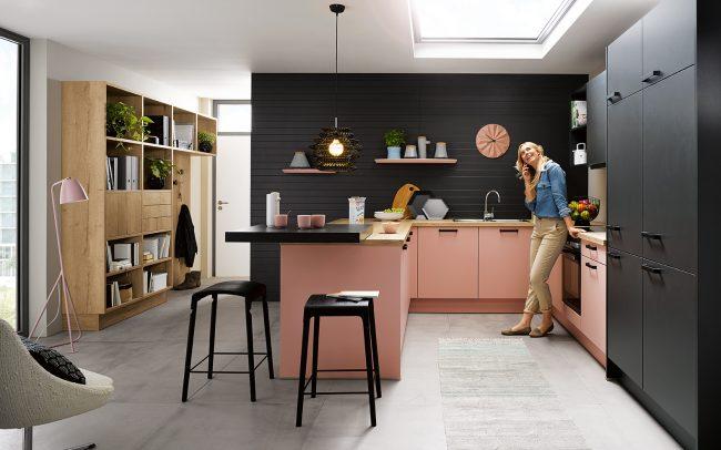 Schuller Biella Satin Kitchen