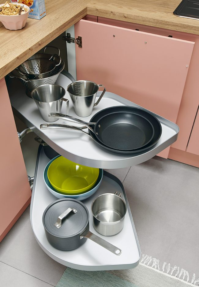 Schuller German Kitchens - Biela 06