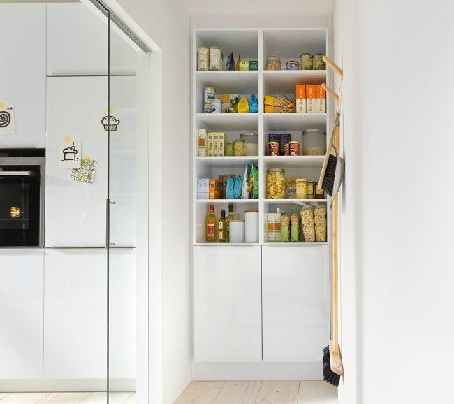Schuller German Kitchens - Uni Gloss 07