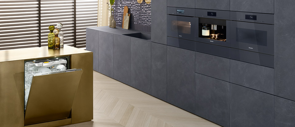 kitchen appliances cardiff | Schuller by Artisan Interiors