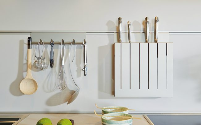 Wall Panelling Accessories - Schuller Kitchens Cardiff