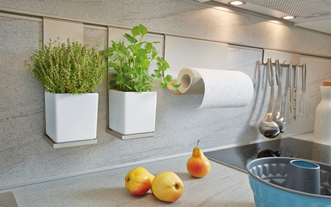 Wall Panelling Accessories - Schuller German Kitchens Cardiff