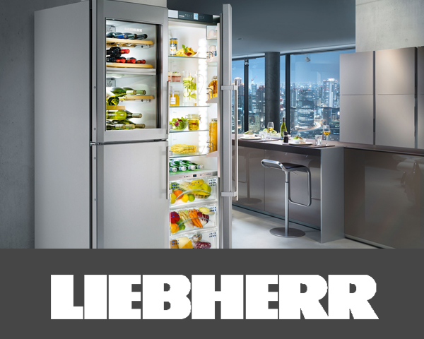 German Kitchens Cardiff - Liebherr Refridgeration