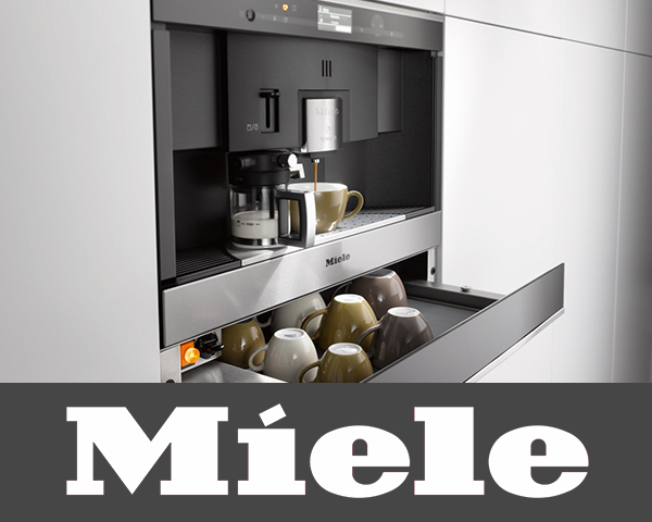 German Kitchens Cardiff - Miele Appliances