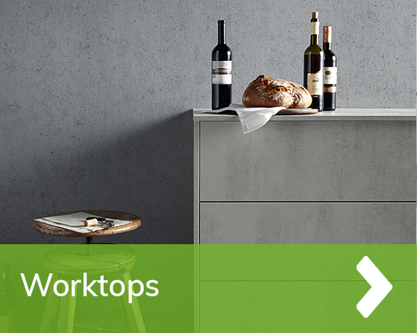 German Kitchens Cardiff - Worktops