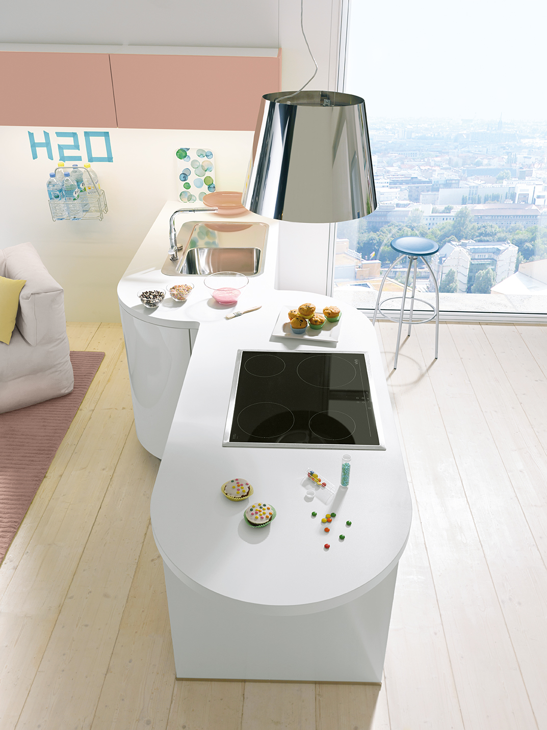 Luxury Kitchen Islands Cardiff