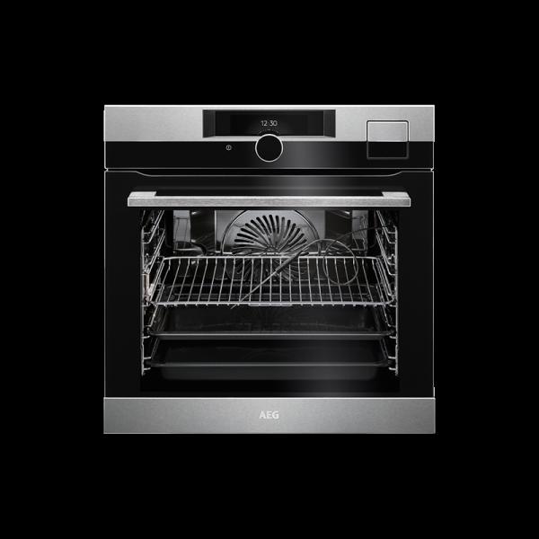 AEG oven german kitchens cardiff