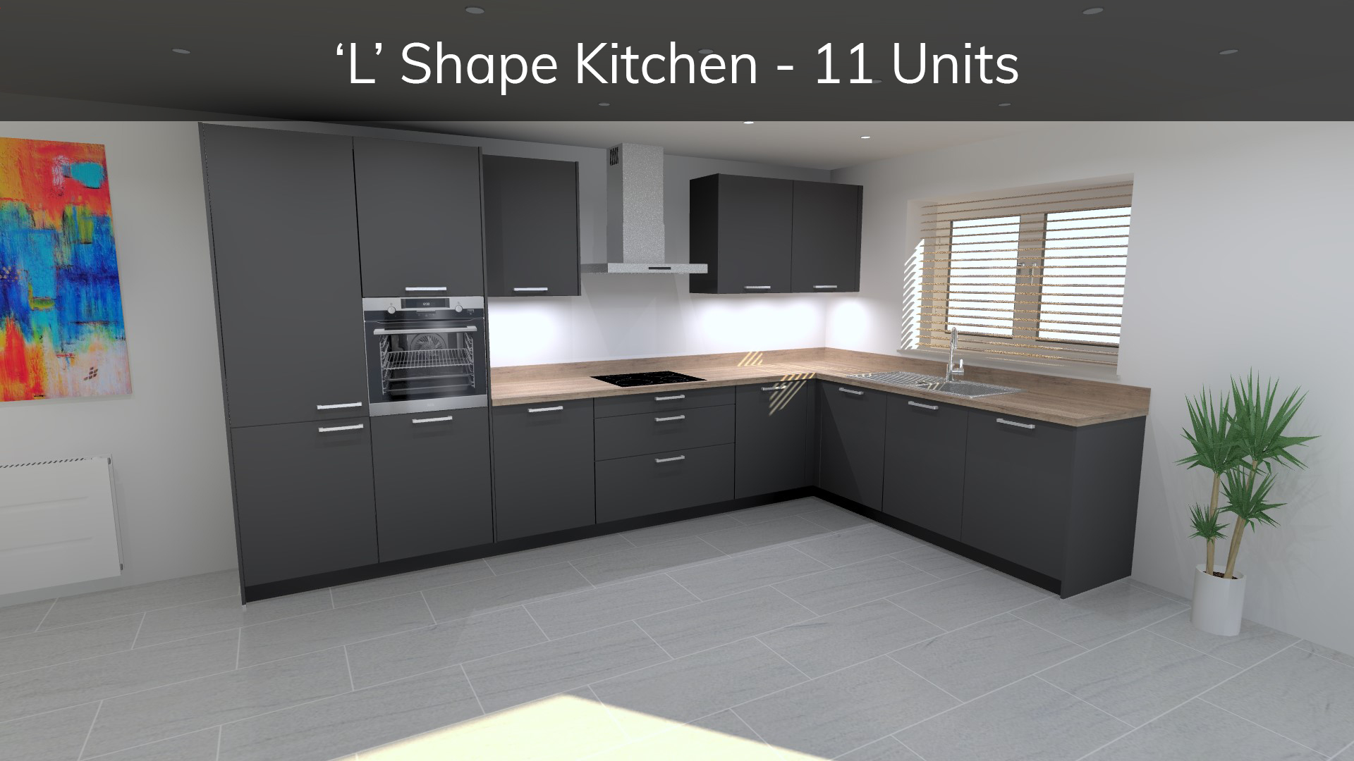 L shape kitchen - german kitchen price guide - how much does a schuller kitchen cost