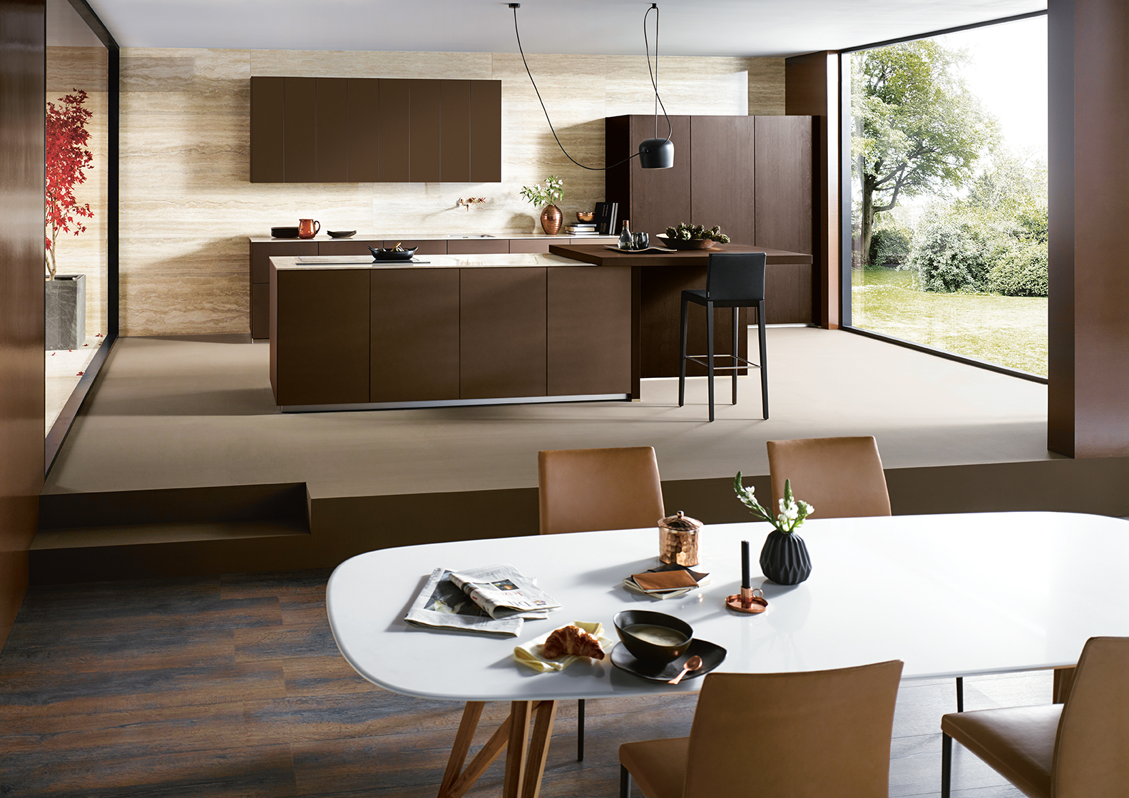 Luxury German Kitchens in Cardiff - blog - family Kitchen