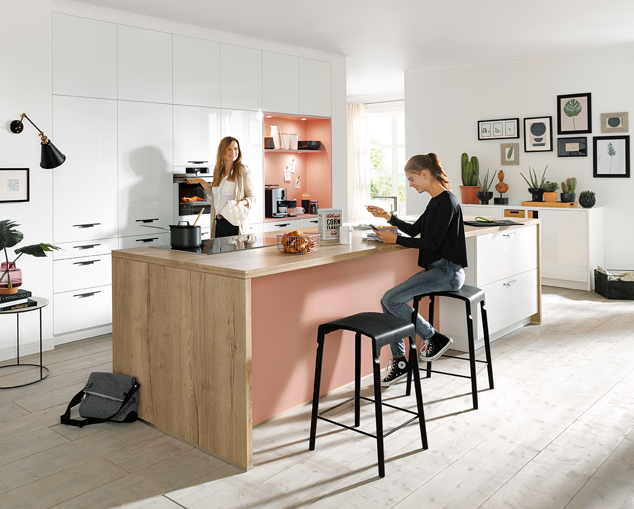 Fino German Kitchen cardiff family kitchens artisan interiors