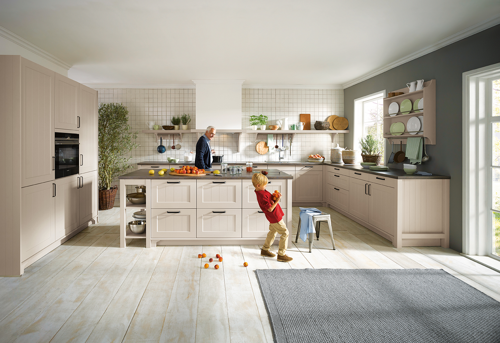 family kitchen cardiff german kitchens schuller artisan
