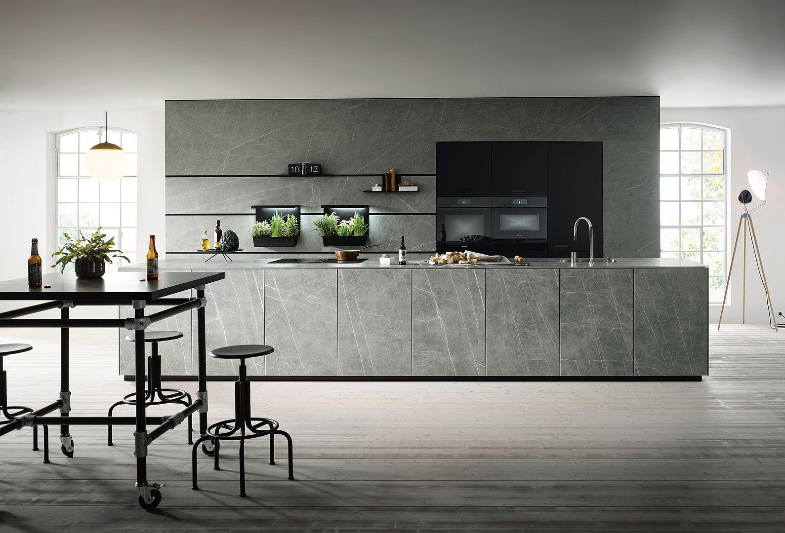 next 125 german kitchens - luxury kitchen companies cardiff