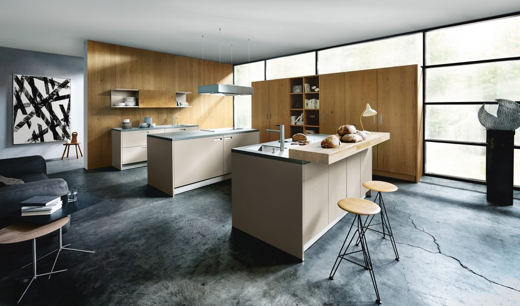 Next 125 Luxury Kitchens - German Kitchens Cardiff - Trends