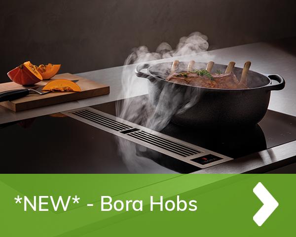 German Kitchen - Bora Hobs Cardiff