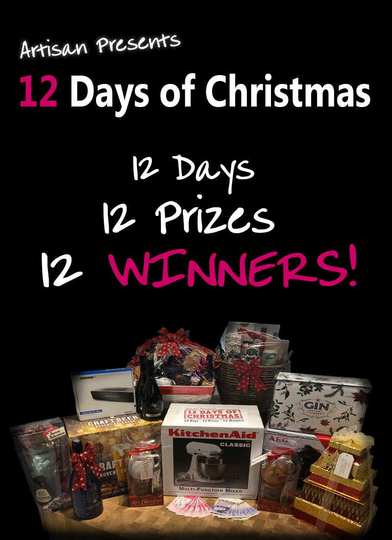 german kitchens cardiff - 12 days of christmas competition image